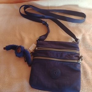Crossbody True Blue Purse